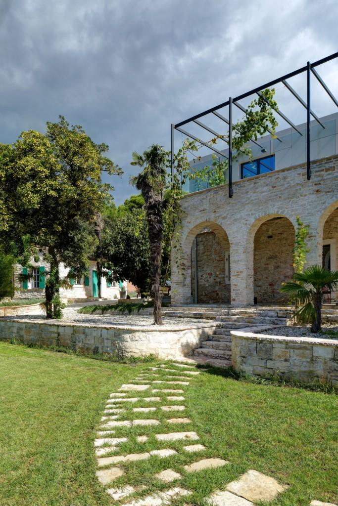 Rekonstrukcija stare kamene kuće u Puli  MojStan.net