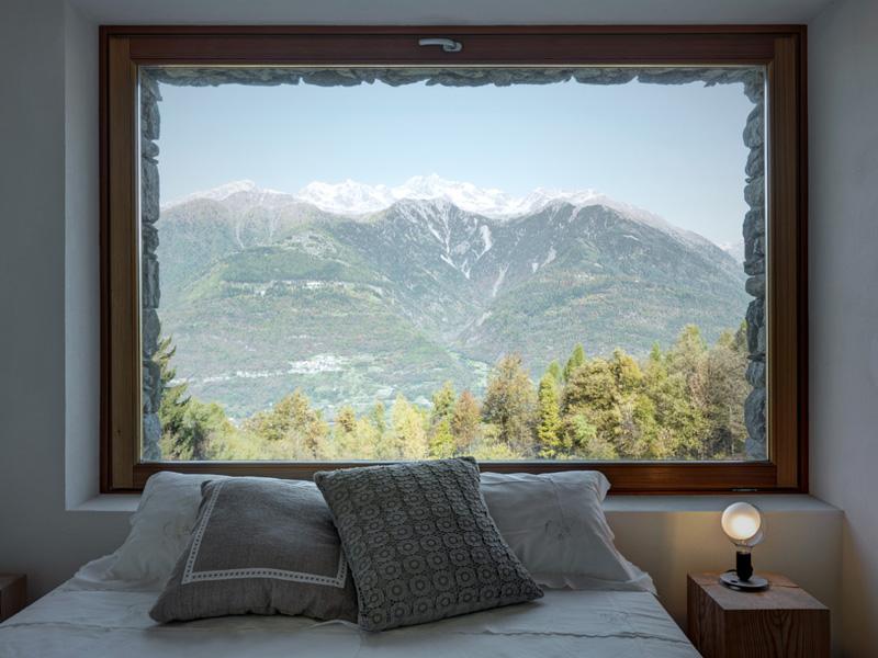 Planinska kuća u sjevernoj Italiji  MojStan.net