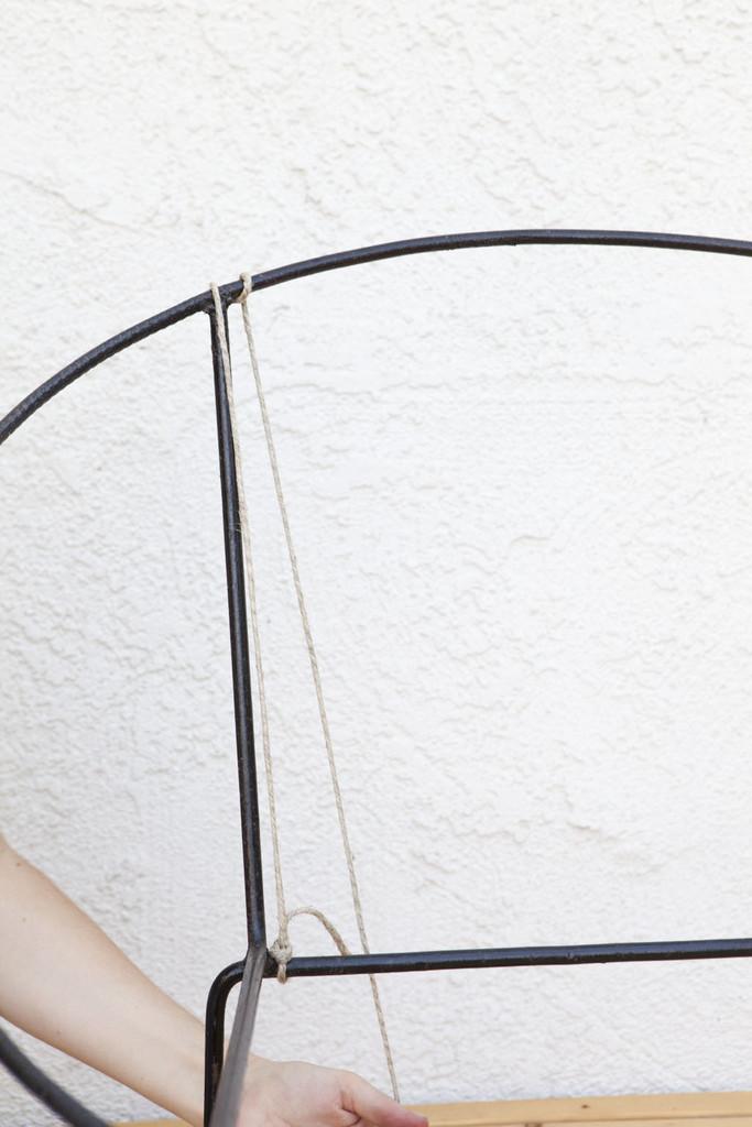 Kako isplesti istrošeno sjedište stolice?  MojStan.net