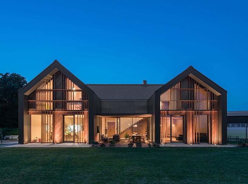 XL kuća by SoNo Arhitekti  MojStan.net