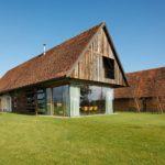 Kuća Aartrijke by Atelier Tom Vanhee  MojStan.net