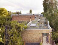 Vrt na krovu kuće