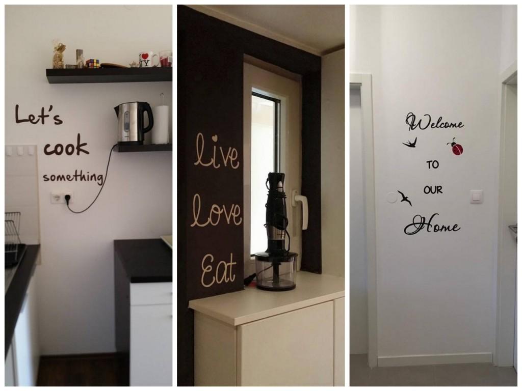 Citati na zidu – zanimljiv detalj i jedinstveno obilježje svakog doma  MojSt...