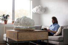 Oblak u dnevnom boravku