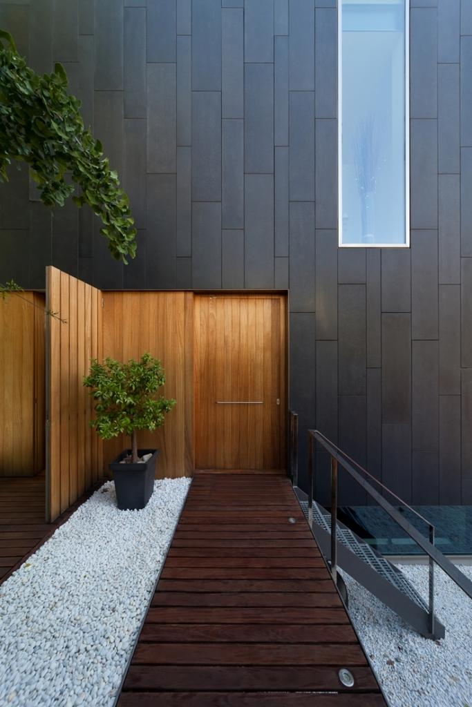 Moderni ulaz izgrađen da impresionira  MojStan.net