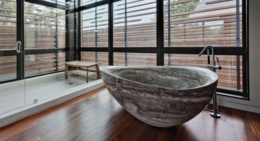 13 primjera uređenja kupaonice sa samostojećom kadom  MojStan.net
