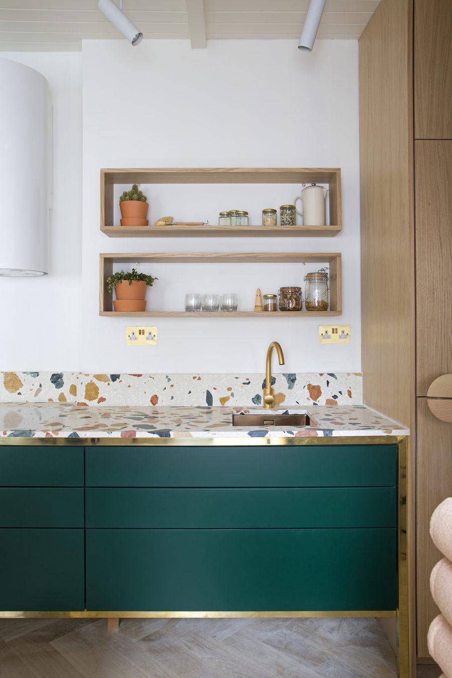 Kuhinjske radne ploče drugačije teksture i boje  MojStan.net