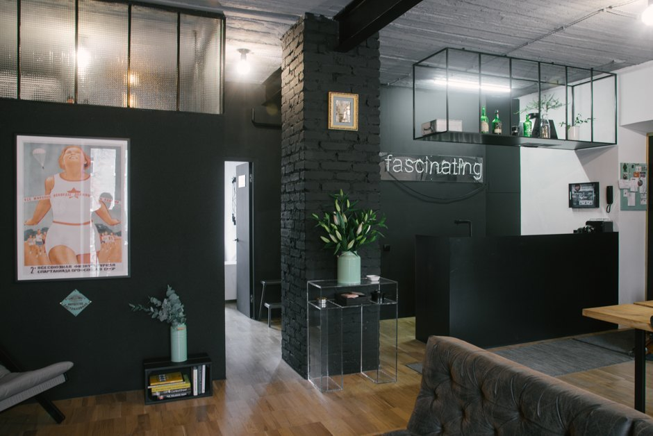 Stan sa obrisima dizajna iz prošlih vremena  MojStan.net