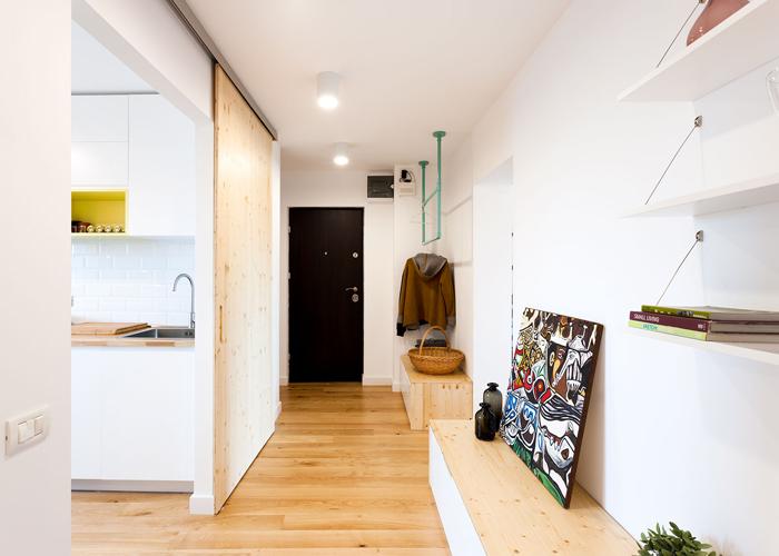 Skandinavski stan u Bukureštu  MojStan.net
