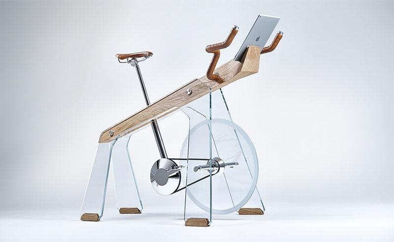 Sobni bicikl za vježbanje sa stilom  MojStan.net