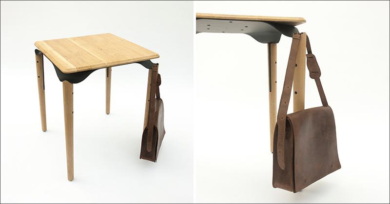 Stol sa vješalicom za ugostiteljske objekte  MojStan.net