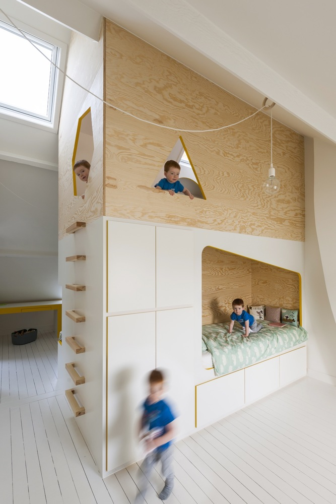 Kuća u kući - višenamjenski dječji prostor  MojStan.net