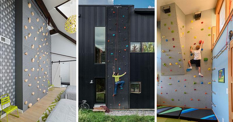 Zid kao stijena za penjanje  MojStan.net