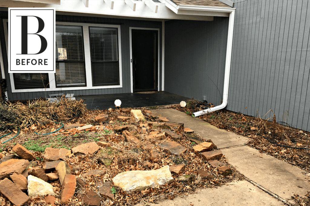 Novi izgled zapuštenog stražnjeg dvorišta