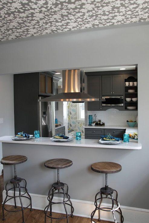 25 primjera uređenja kuhinjskog poluotoka sa šankom  MojStan.net