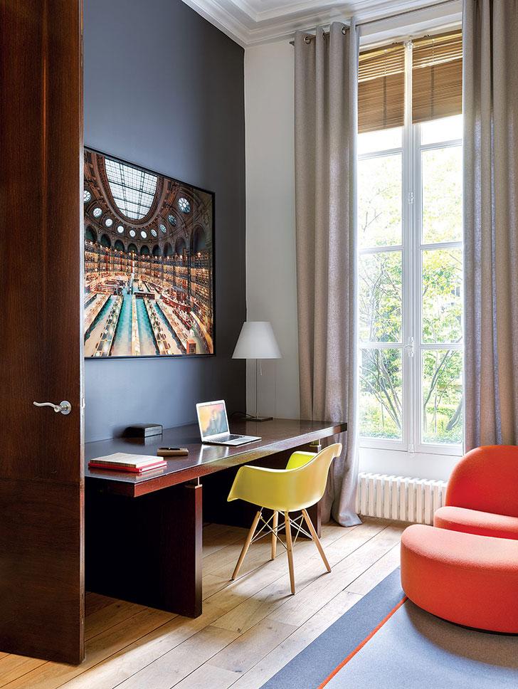 Impresivan dom Pariškog dizajnera