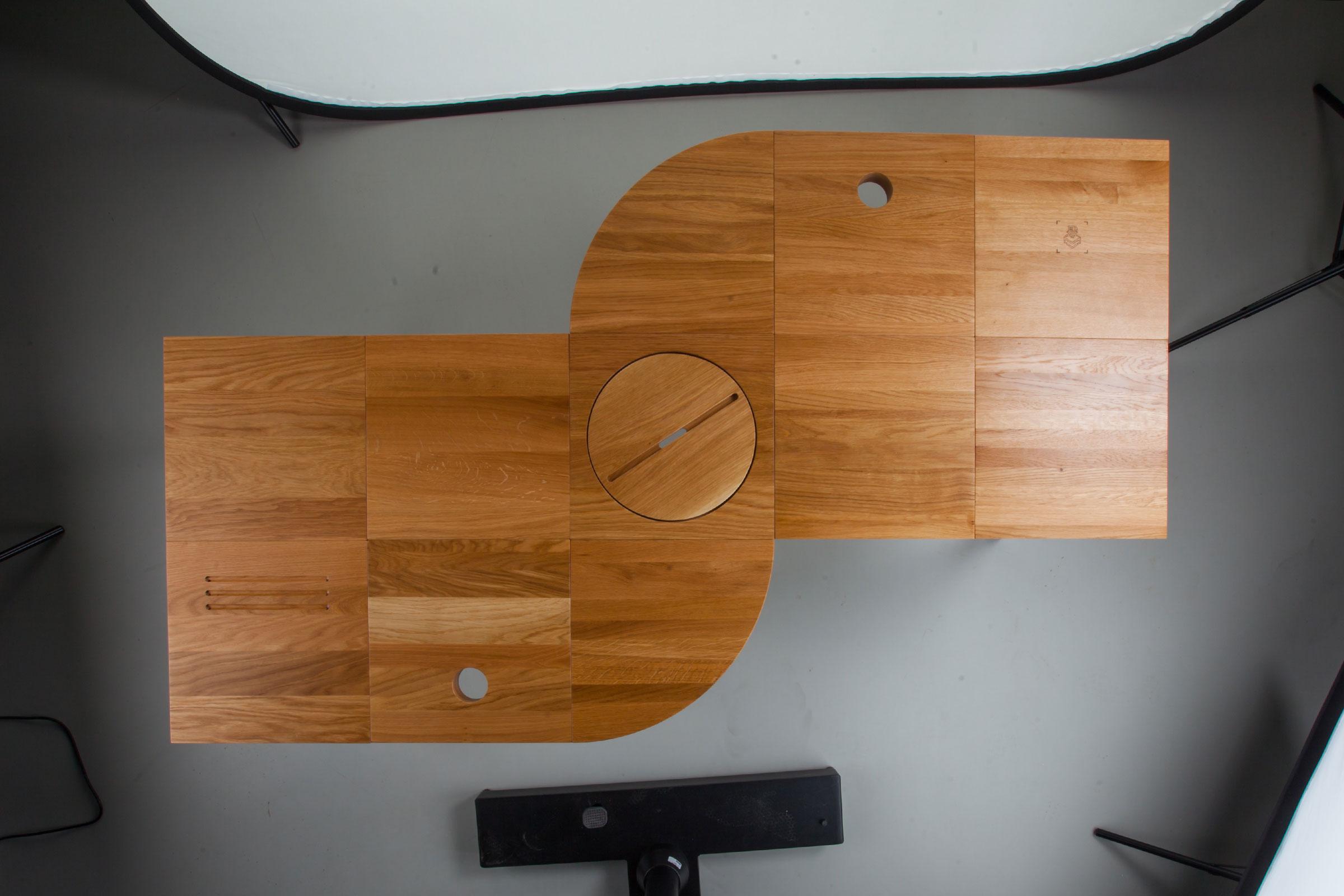 Hrvatski startup Modulos lansirao Kickstarter kampanju za proizvodnju modularnih stolova