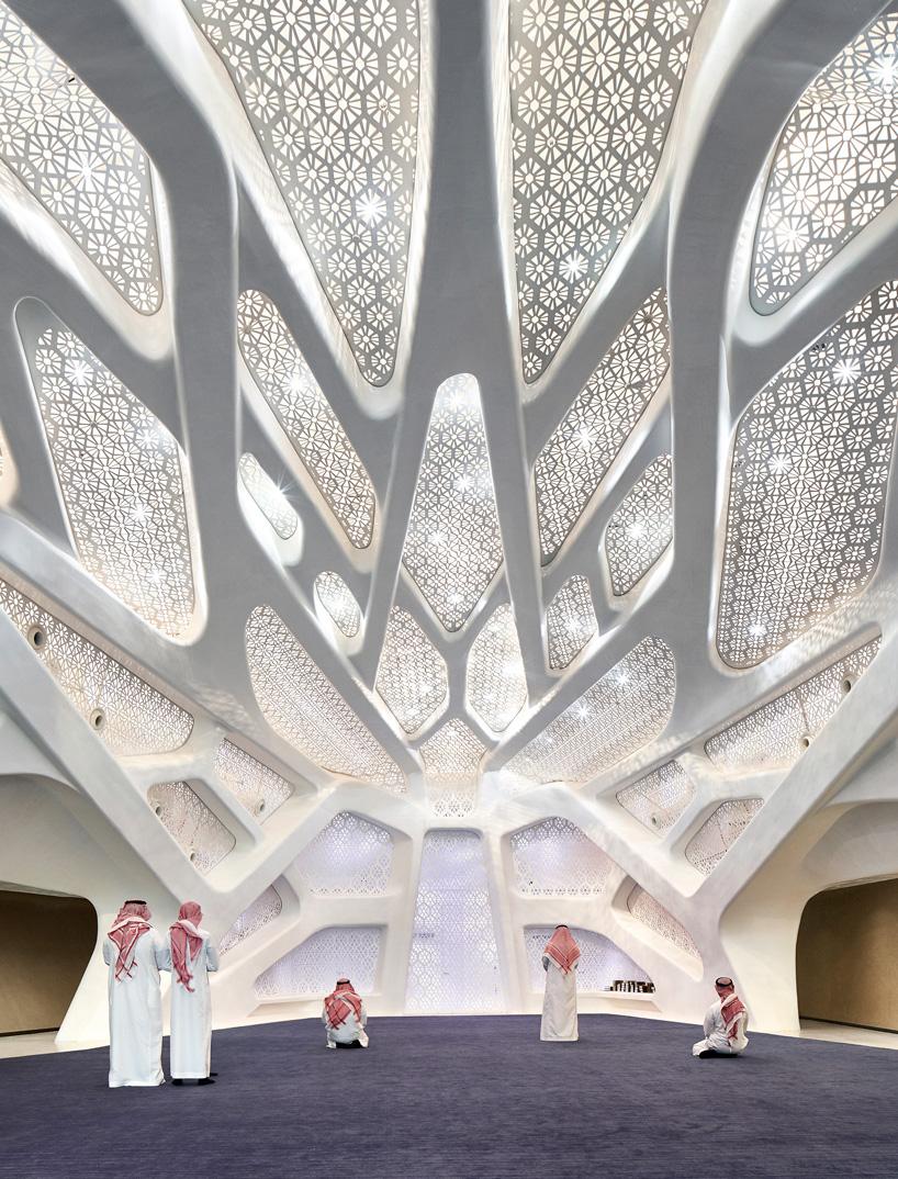Otvoren impresivan istraživački kampus KAPSARC - Zaha Hadid Architects