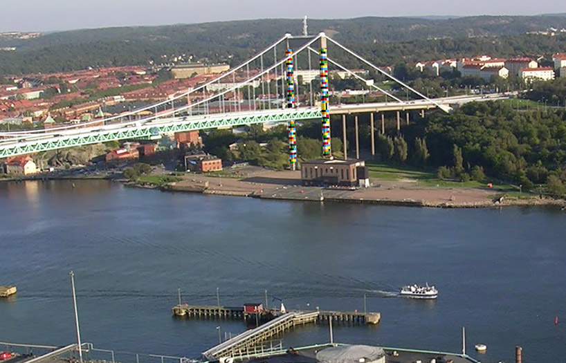 Lego most u Goteborgu