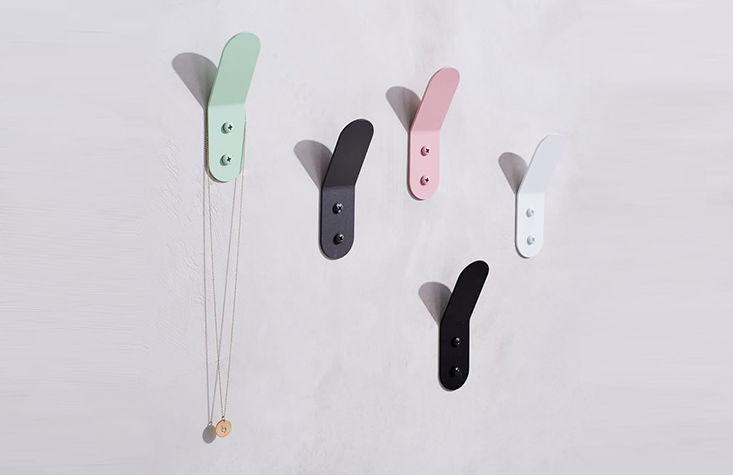 7 dizajnerskih kukica za vješalice