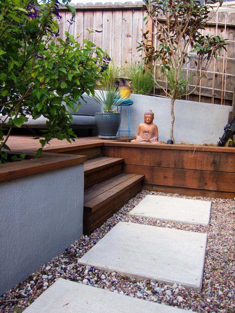 Malo ali dobro iskorišteno stražnje dvorište