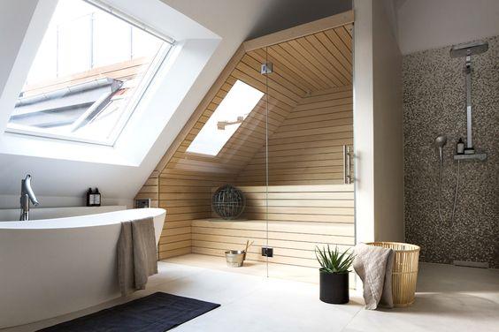 Sauna u vlastitom domu