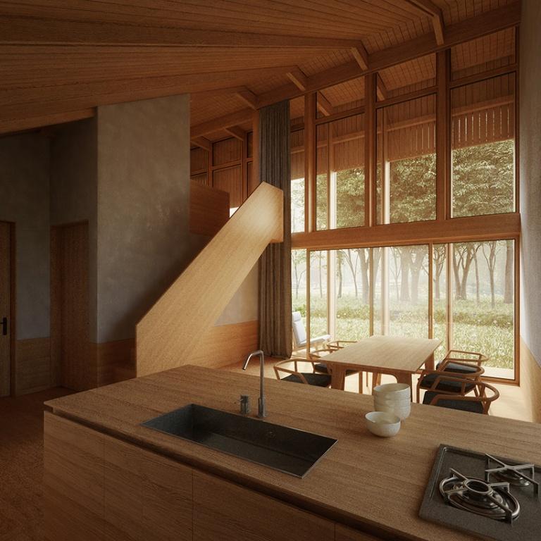 Yin i Yang kuća
