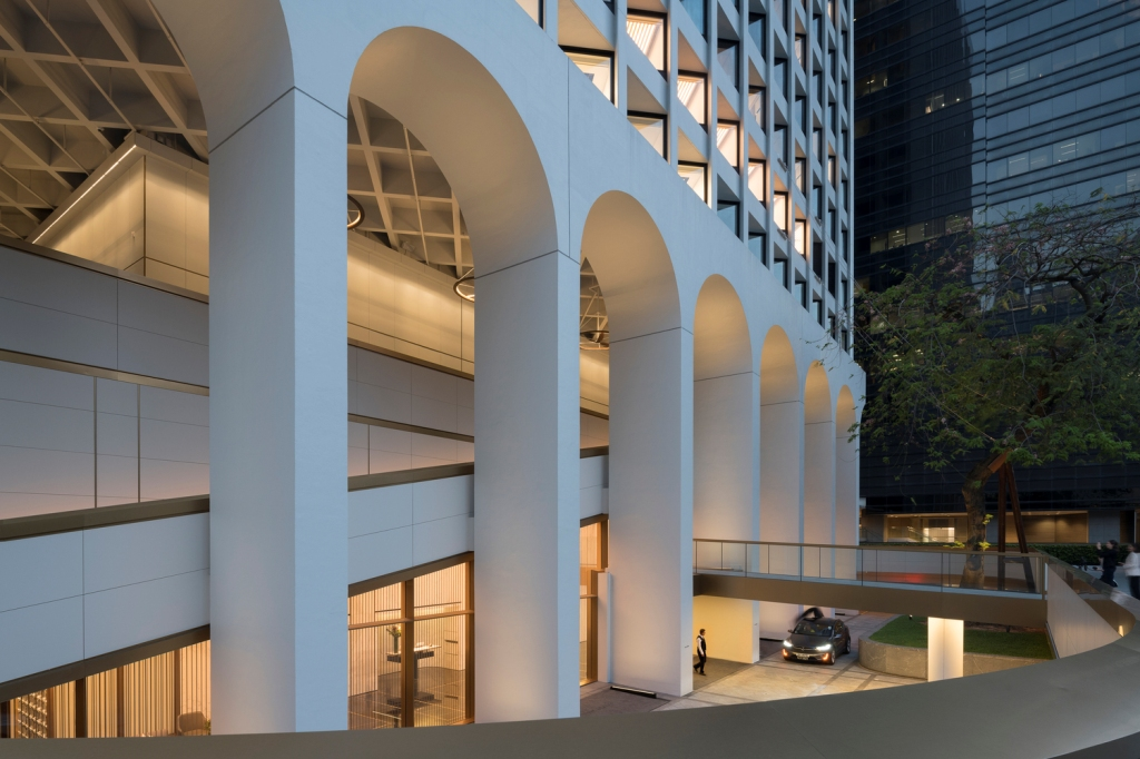 Murray hotel u Hong Kongu