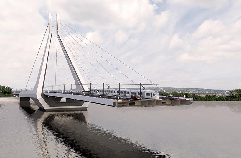 Novi most na Dunavu