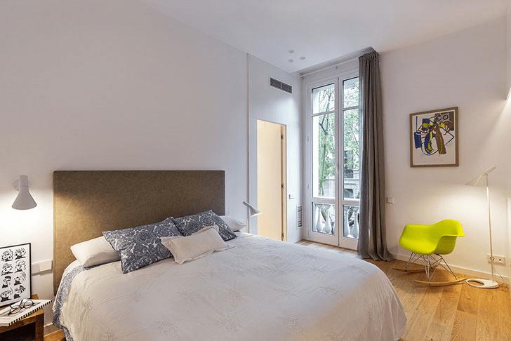 Jedan stan i šest balkona