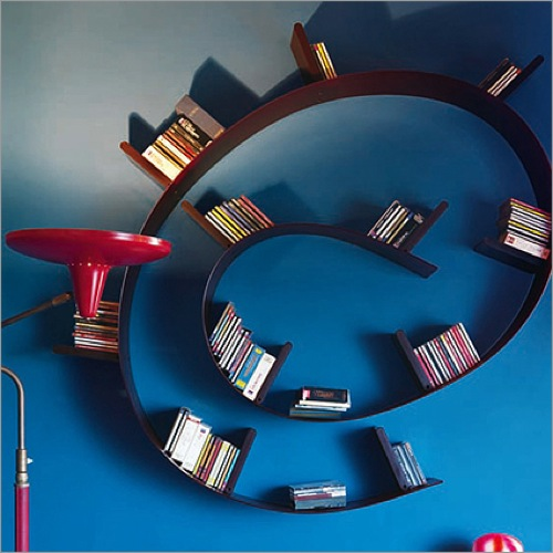 Bookworm-Bookshelf-by-Ron-Arad