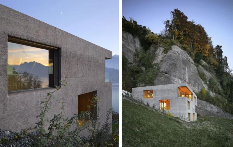kuća-izvedena-u-kombinaciji-drvai-betona-16