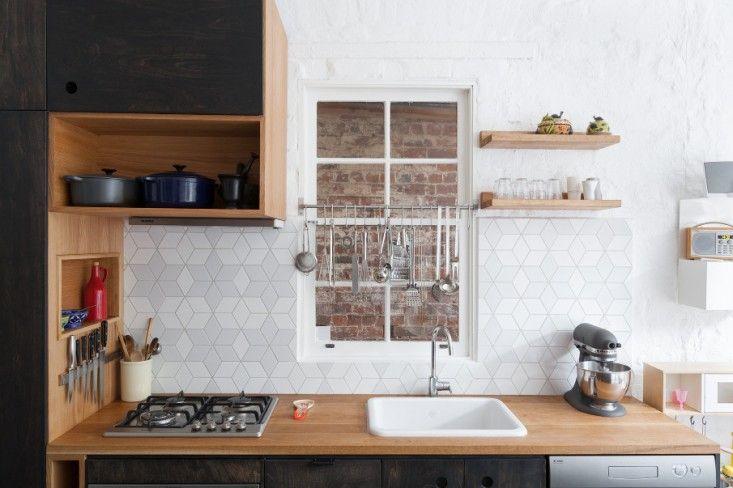 Zidne Pločice Geometrijskog Dizajna Za Kuhinju Mojstan Net