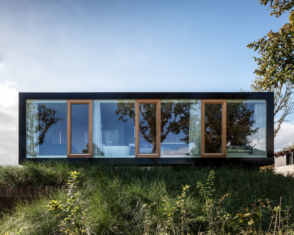 kuća v paul de ruiter architects