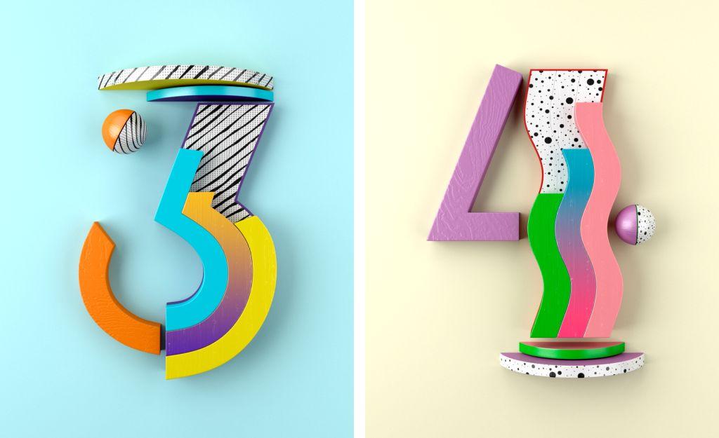 Dekorativni brojevi by Muokkaa