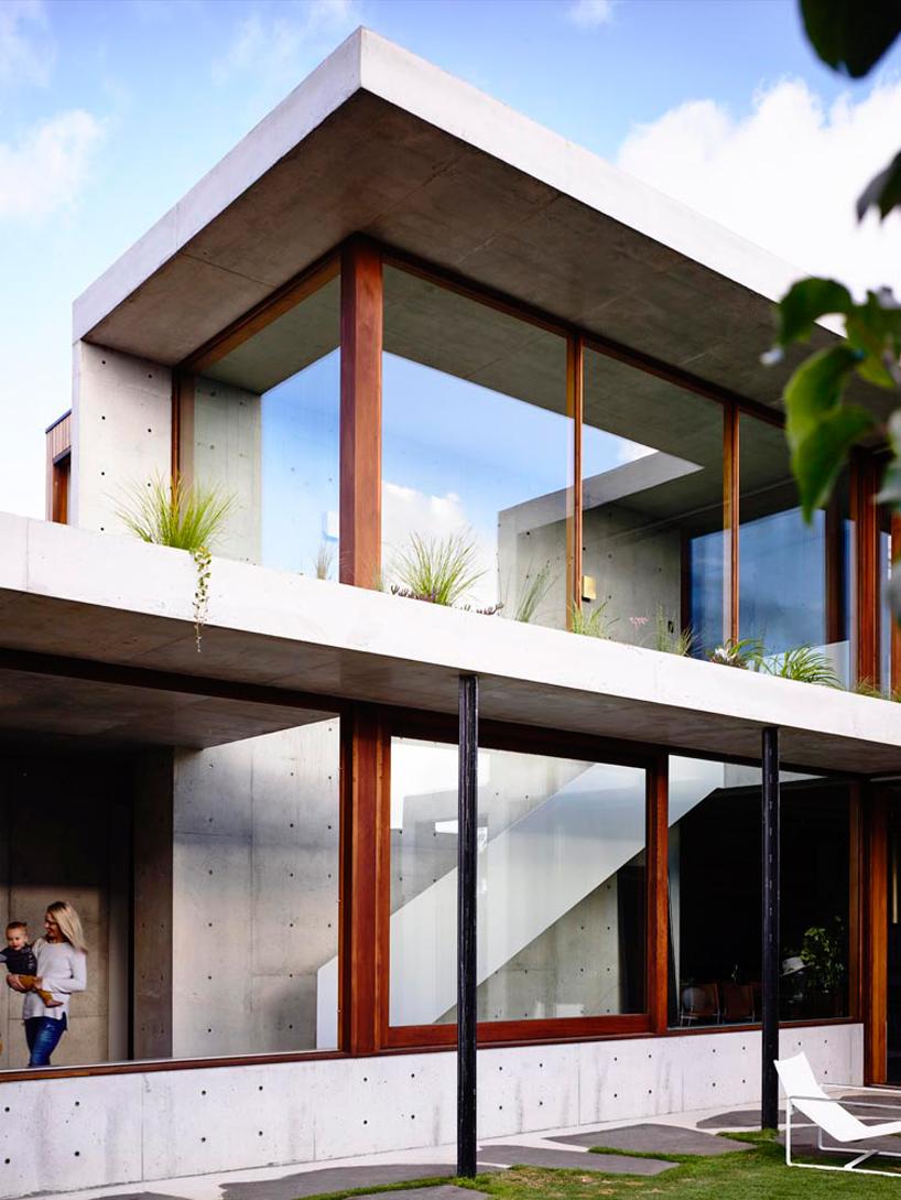 Betonska kuća 1 by Auhaus