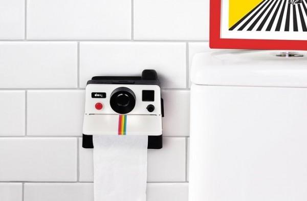 Kreativni držači toaletnog papira