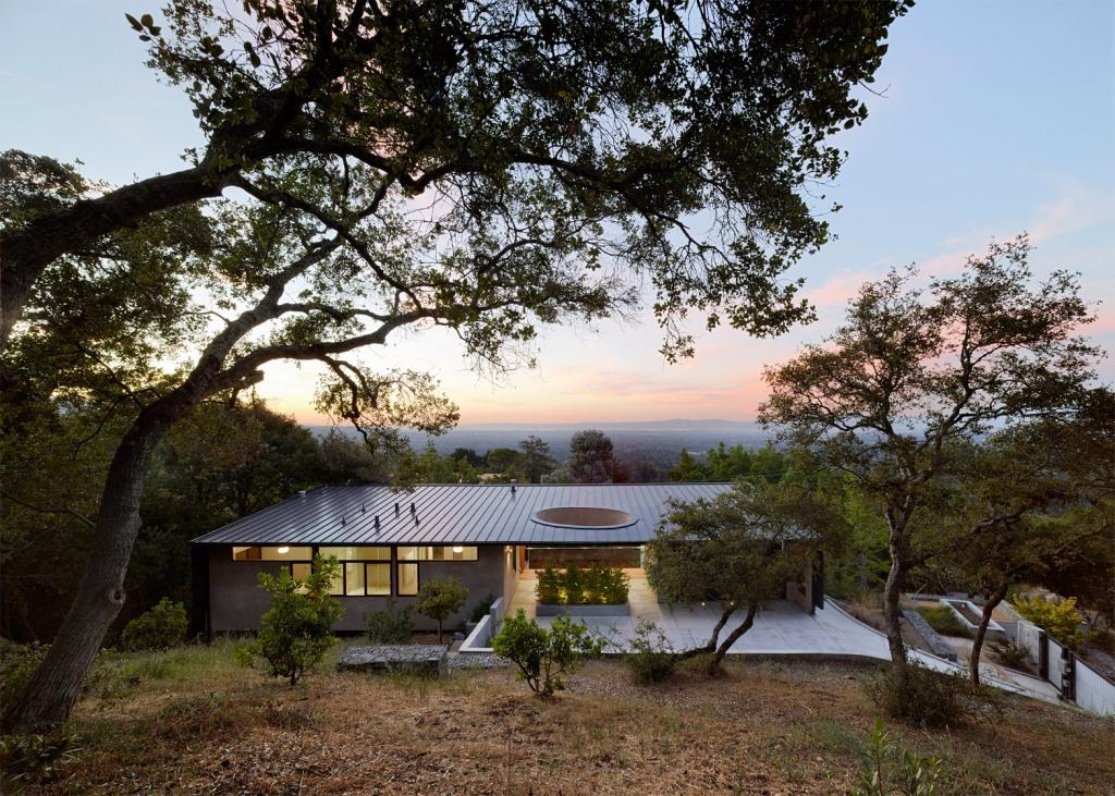 Kuća sa pogledom na Silicijsku dolinu
