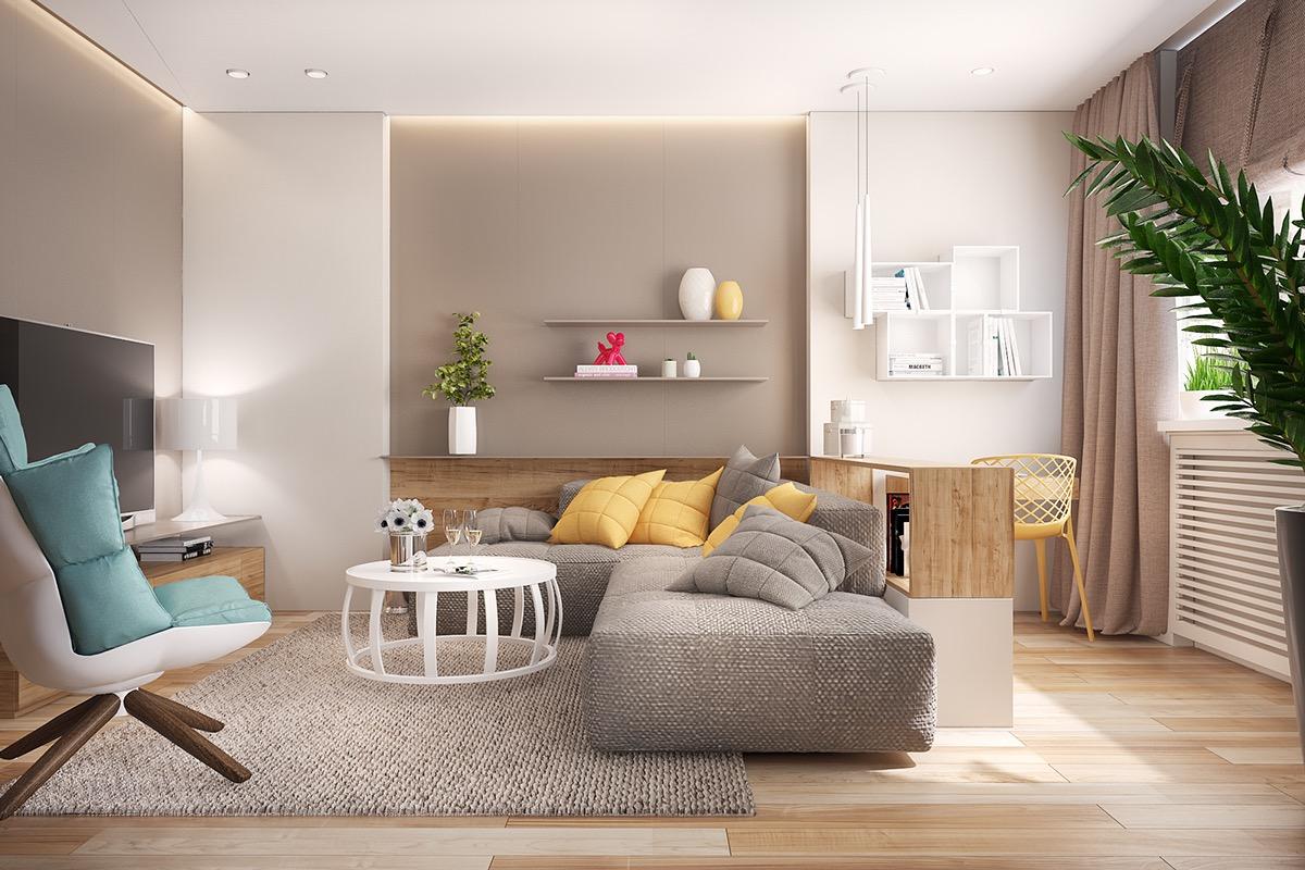 malo ute boje u dnevnom boravku. Black Bedroom Furniture Sets. Home Design Ideas