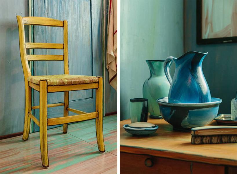 Provedite noć u sobi Vincenta van Gogha