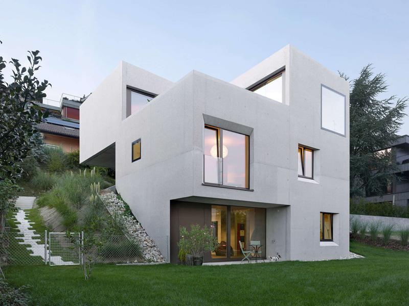 Vila sah by Andrea Pelati Architecte