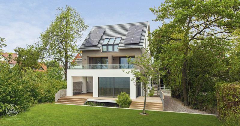 Kuća na obali Bodenskog jezera