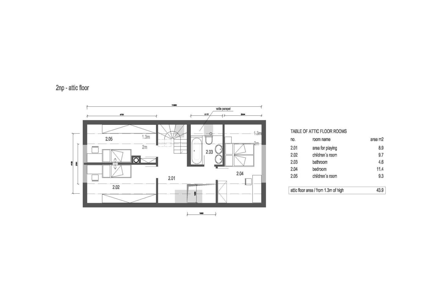 Obiteljska kuća by Prodesi