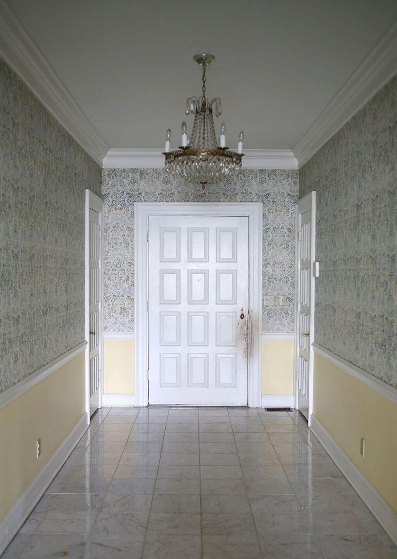 Preuređenje ulaznog hodnika