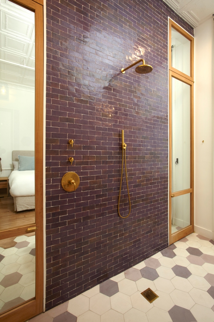 Kupaonica u spavaćoj sobi
