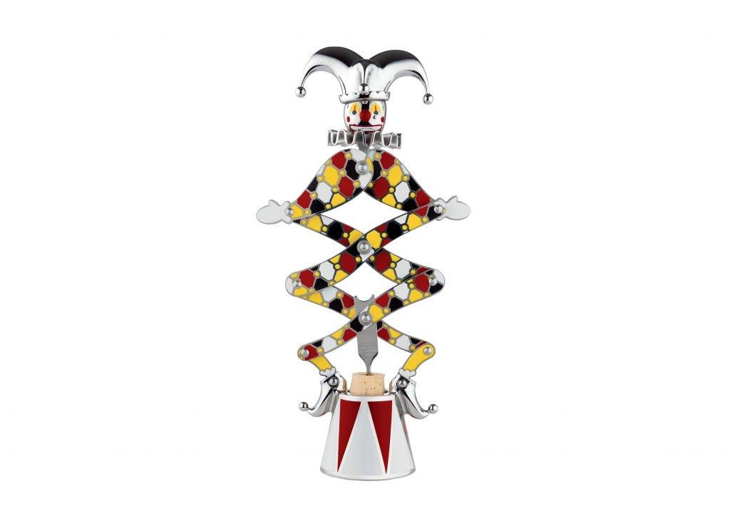 Kolekcija stolnih dekoracija i pomagala inspirirana cirkusom