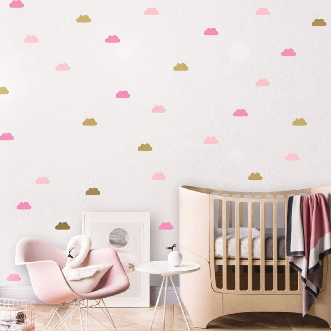 Setovi manjih naljepnica kao idealno rješenje za dosadne zidove