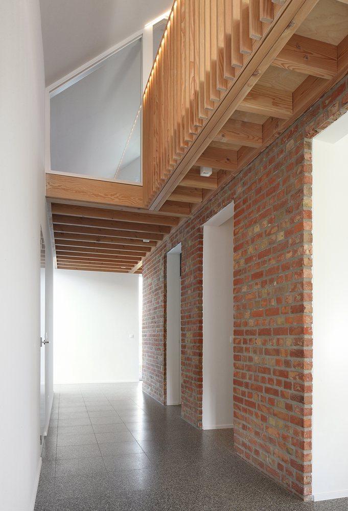 Kuća Aartrijke by Atelier Tom Vanhee