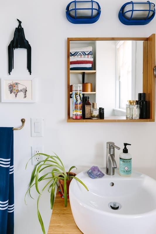 Trošna kupaonica pretvorena u mini spa oazu