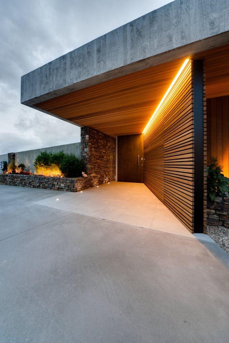 Moderni ulazi izgrađeni da imresioniraju